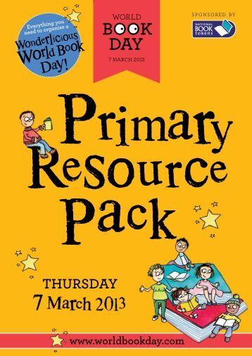 Primary - World Book Day