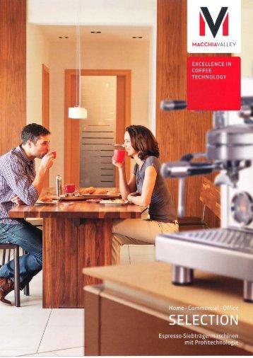 SELECTION Line - Die Kaffee Firma