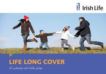 LIFE LONG COVER - Irish Life