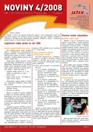 Noviny 4/2008 - Ježek software