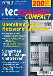 200 Seiten - TecChannel