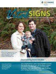 Overcoming brain trouble - Providence Washington
