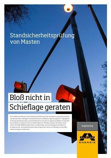 PDF-Download - Alpine Energie