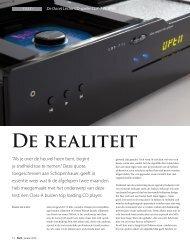 De realiteit - Lector-audio.com