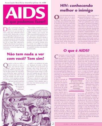 HIV: conhecendo melhor o inimigo - Abia