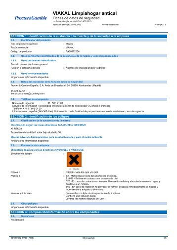 VIAKAL Limpiahogar antical - ScienceInTheBox