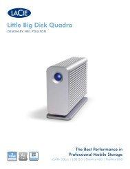 Little Big Disk Quadra - Carbon Copy Laser