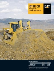 Specalog for D11R CD Carrydozer AEHQ5296-01 - Kelly Tractor