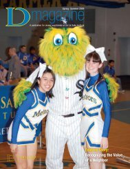 Summer 2009 Issue - De La Salle Institute