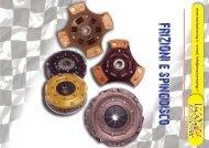 FRIZIONI e spingidisco - Maxi Car Racing