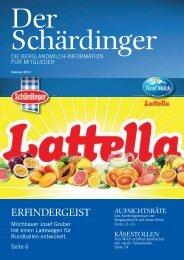 Der Schärdinger ERFINDERGEIST - Berglandmilch