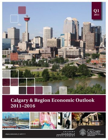 Corporate Economics Q1 Calgary & region economic outlook