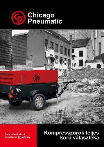 Chicago Pneumatic - DM-Ker Kft