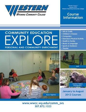 Course Information - Western Wyoming Community College