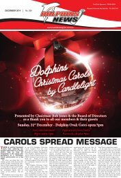 Dolphins Digital News - December 2014