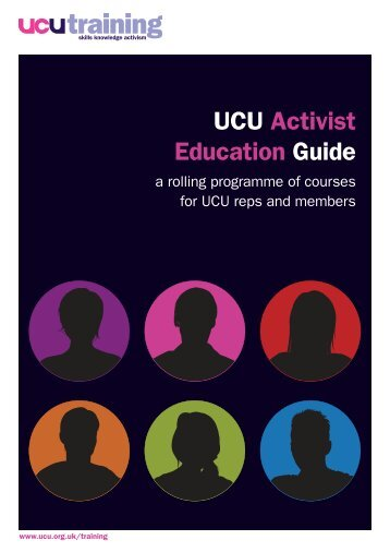 UCU Activist Education Guide