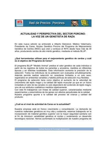 Nota Precios Porcinos - Abril 2012.pdf - Centro de Información de ...