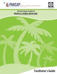 HIV Guide for PLWHIV.pdf - PANCAP- Pan Caribbean Partnership ...