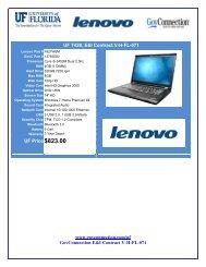Notebook Bundles - UF Purchasing