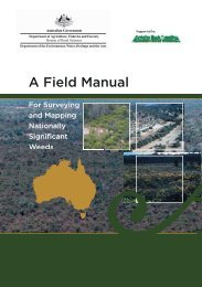 A Field Manual A Field Manual - Weeds Australia