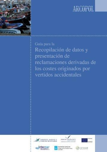 Guía para la recopilación de datos y presentación de ... - Arcopol.eu