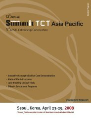 Innovative Concept with Live Case Demonstration State-of ... - tctap