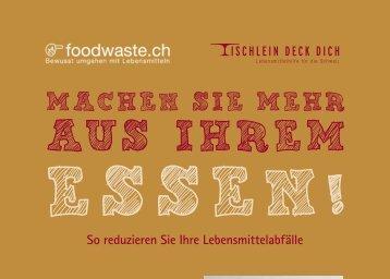 PDF-Version - Tischlein deck dich
