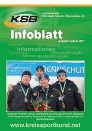 Seminare Ausgabe Januar 2011 - Kreissportbund Sächsische ...