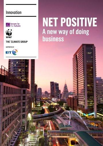 Net-Positive