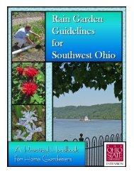 Rain Garden Manual TODAY! (PDF) - The Cincinnati Zoo ...