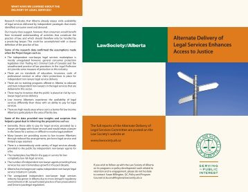 improving access to justice through alternative Access to justice literature review: alternative dispute resolution in scotland and other jurisdictions.