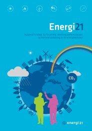 Energi21 - Norges forskningsråd