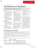 Abkommen zum Sozialsystem - SGB - CISL - Seite 7