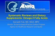 Omega-3 Fatty - Office of Dietary Supplements