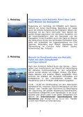Das Programm dieser Reise - Institut50plus - Page 2