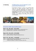 Das Programm dieser Reise - Institut50plus - Page 4