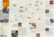 Karte: Täler der Industriekultur - ERIH