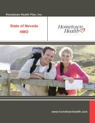 State of Nevada HMO - Public Employees' Benefits Program (PEBP)