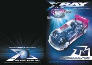 Team XRay T1 Manual - Ashford Hobby