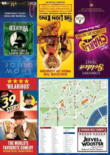 Show Guide - April 2013 - Encore Tickets