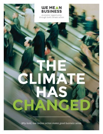 The Climate Has Changed_0