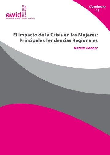 El Impacto de la Crisis en las Mujeres: Principales ... - AWID