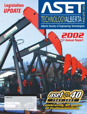Technology Alberta - ASET
