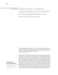Herzog August von Sachsen- Gotha-Altenburg - Museum für ...