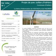 Lettre d'information n°1 / Janvier 2010 - OVH.net