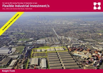 Flexible Industrial Investment/s - YouVu