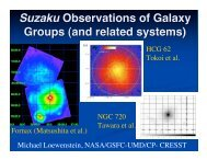Suzaku Observations of Galaxy Groups (and related systems)