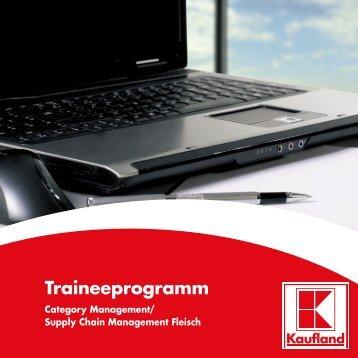 Trainee-Programm - Kaufland