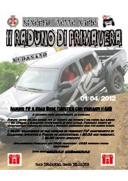 Raduno FiF a Road Book FiF a Road Book FiF a ... - Off Road Web