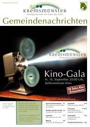 Gemeindenachrichten September/Oktober 2005 - Marktgemeinde ...